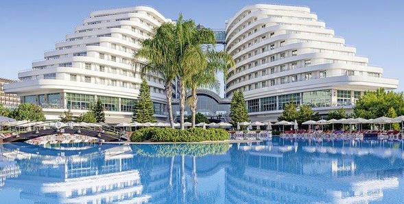 Miracle Resort – Antalya-Lara, 7 Tage, All Inklusive