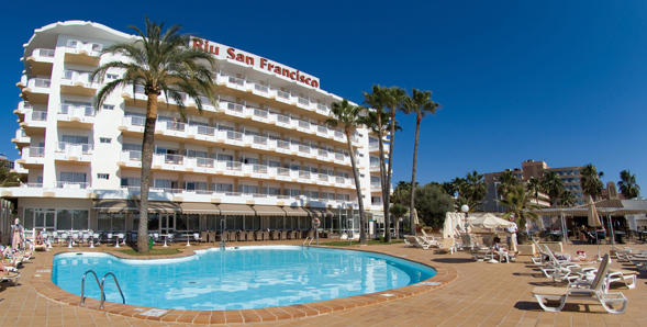 RIU San Francisco – Mallorca, 7 Tage, Halbpension