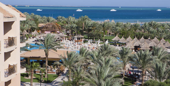 Siva Grand Beach – Hurghada, 7 Tage, All Inklusive